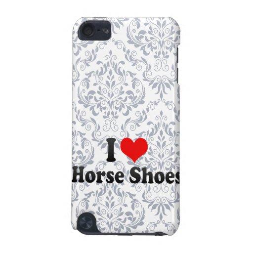 Amo los zapatos del caballo