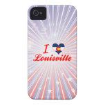 Amo Louisville, Colorado iPhone 4 Case-Mate Coberturas