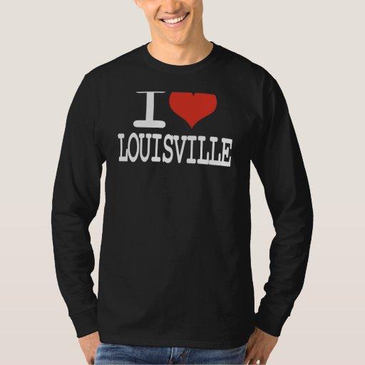 Amo Louisville Playeras
