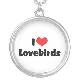 Amo Lovebirds Joyería