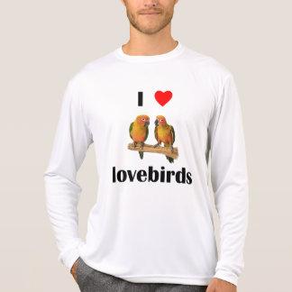 Amo Lovebirds Camiseta
