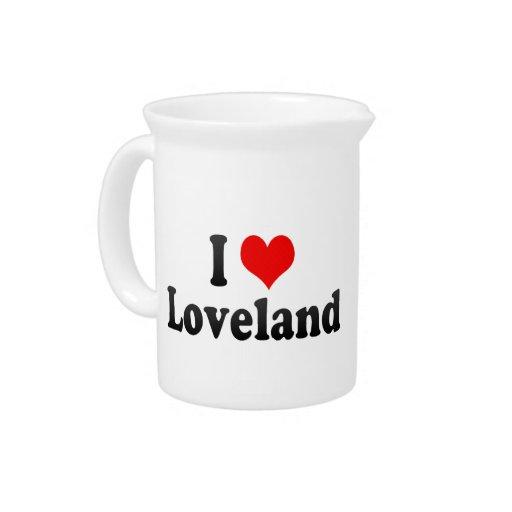 Amo Loveland, Estados Unidos Jarrones