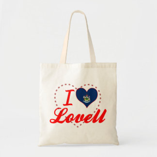 Amo Lovell, Maine Bolsas Lienzo