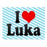 Amo Luka Postales