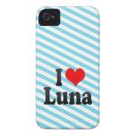 Amo Luna Case-Mate iPhone 4 Carcasas