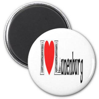 Amo Lunenburg Imán Redondo 5 Cm