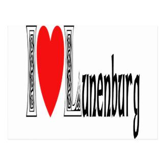 Amo Lunenburg Postales