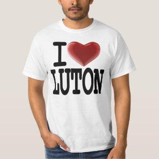 Amo LUTON Playera