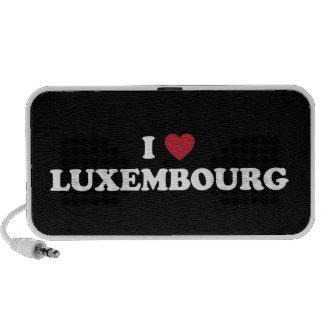 Amo Luxemburgo Sistema De Altavoz