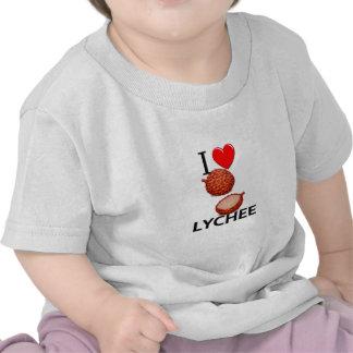 Amo Lychee Camisetas