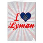 Amo Lyman, Utah Felicitaciones