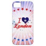 Amo Lyndon, Kentucky iPhone 5 Case-Mate Cobertura