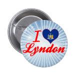 Amo Lyndon, Nueva York Pins