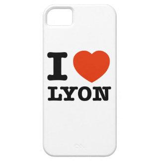 Amo Lyon Funda Para iPhone 5 Barely There