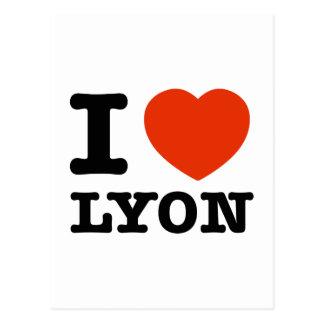 Amo Lyon Postal