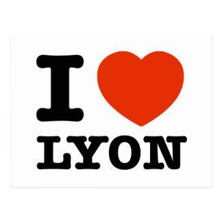 Amo Lyon Postales