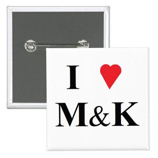 AMO M&K PINS