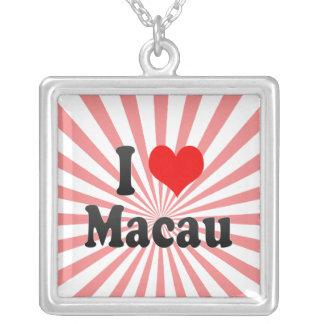 Amo Macao, Macao Grimpola