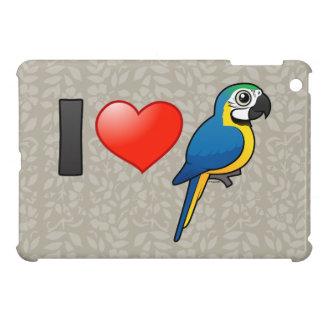 Amo Macaws Azul-y-amarillos