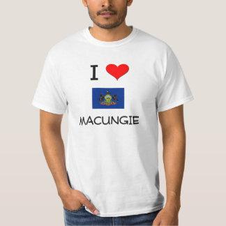 Amo Macungie Pennsylvania Playera