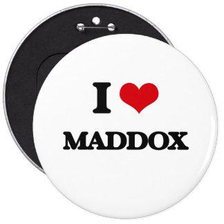 Amo Maddox Chapa Redonda 15 Cm