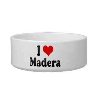 Amo Madera, Estados Unidos Tazones Para Comida Para Gato