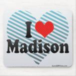 Amo Madison Alfombrilla De Ratón