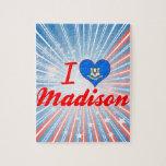 Amo Madison, Connecticut Rompecabeza