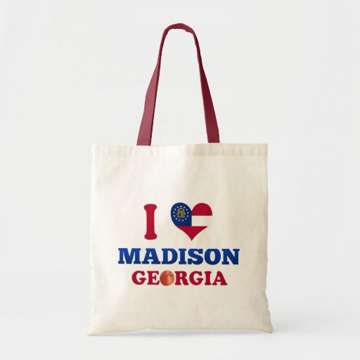 Amo Madison, Georgia Bolsa