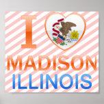 Amo Madison, IL Poster