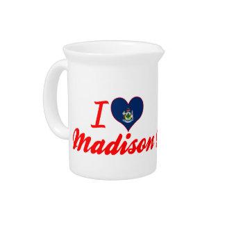 Amo Madison, Maine Jarra
