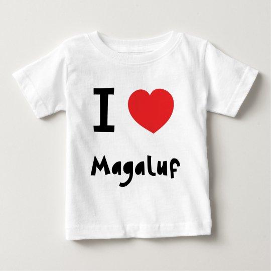 Amo Magalluf Playera De Bebé