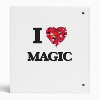 """Amo magia carpeta 1"""""""