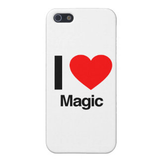 amo magia iPhone 5 carcasas