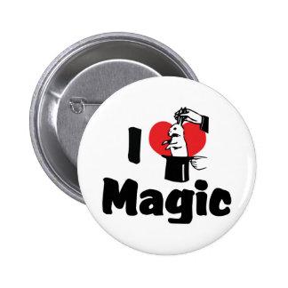Amo magia pin