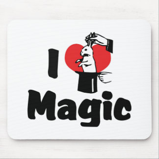 Amo magia tapetes de ratón