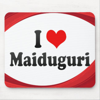 Amo Maiduguri Nigeria Alfombrillas De Raton