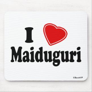Amo Maiduguri Alfombrillas De Raton
