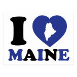 Amo Maine Postales
