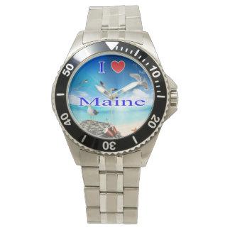 Amo Maine Reloj