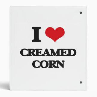"""Amo maíz batido carpeta 1"""""""