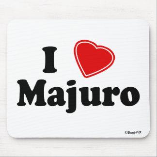 Amo Majuro Alfombrillas De Ratón