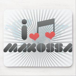 Amo Makossa Alfombrillas De Ratón