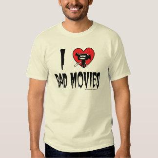 Amo malas películas polera