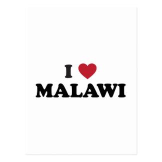 Amo Malawi Postales