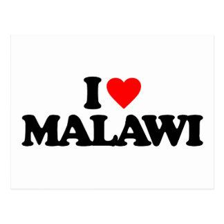 AMO MALAWI TARJETA POSTAL