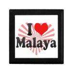 Amo Malaya Caja De Joyas