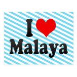 Amo Malaya Postal