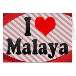 Amo Malaya Tarjeton