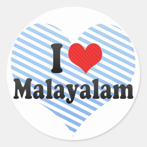 Amo Malayalam Etiquetas